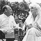 Jayne Mansfield and Ben Schwalb in The George Raft Story (1961)