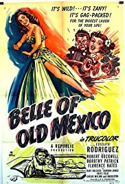 Belle of Old Mexico Poster