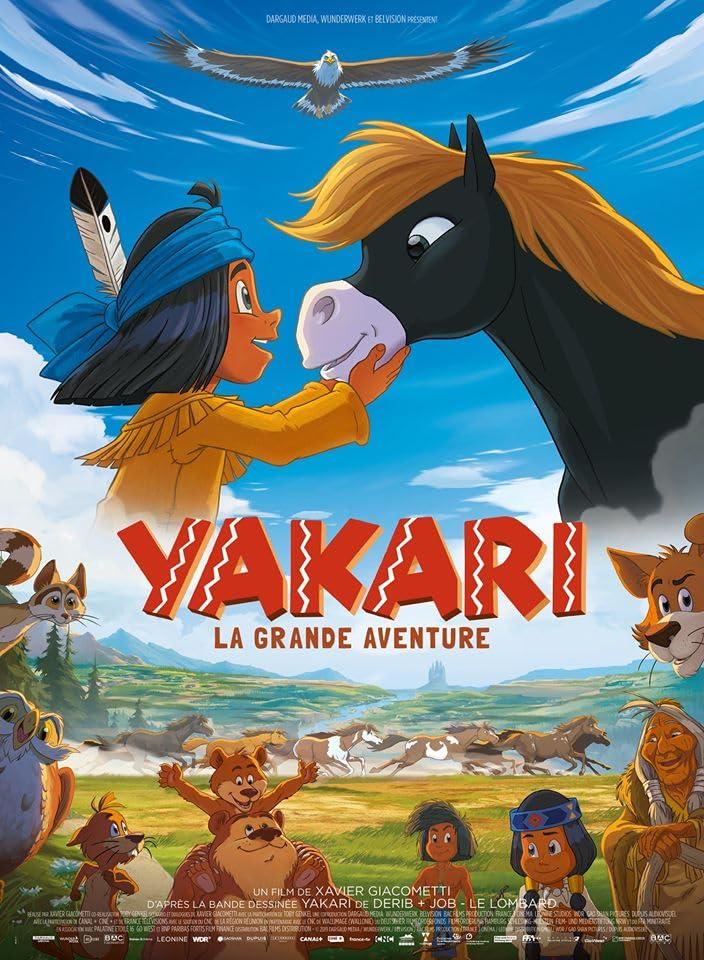 Yakari, a Spectacular Journey (2021)