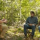 Matty Blake, Rick Lagina, and Marty Lagina in The Oak Island Connection (2021)