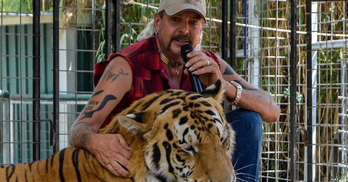Tiger King: Murder, Mayhem and Madness (2020)
