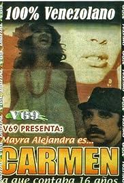 Carmen, la que contaba 16 años Poster