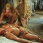 Margaret Lee and Reg Lewis in Maciste contro i mostri (1962)
