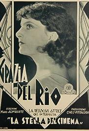 La stella del cinema Poster