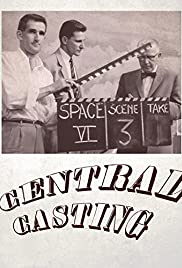 Central Casting Poster