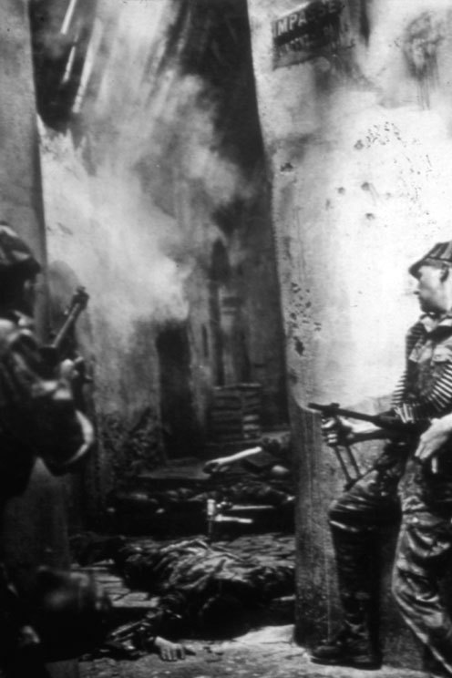 battle of algiers summary