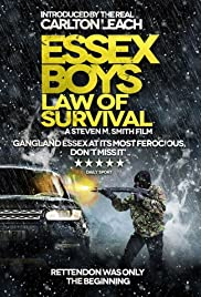 Essex Boys: Law of Survival Poster