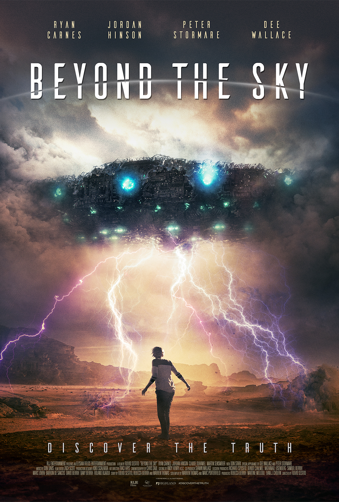 Anapus dangaus (2018) / Beyond the Sky