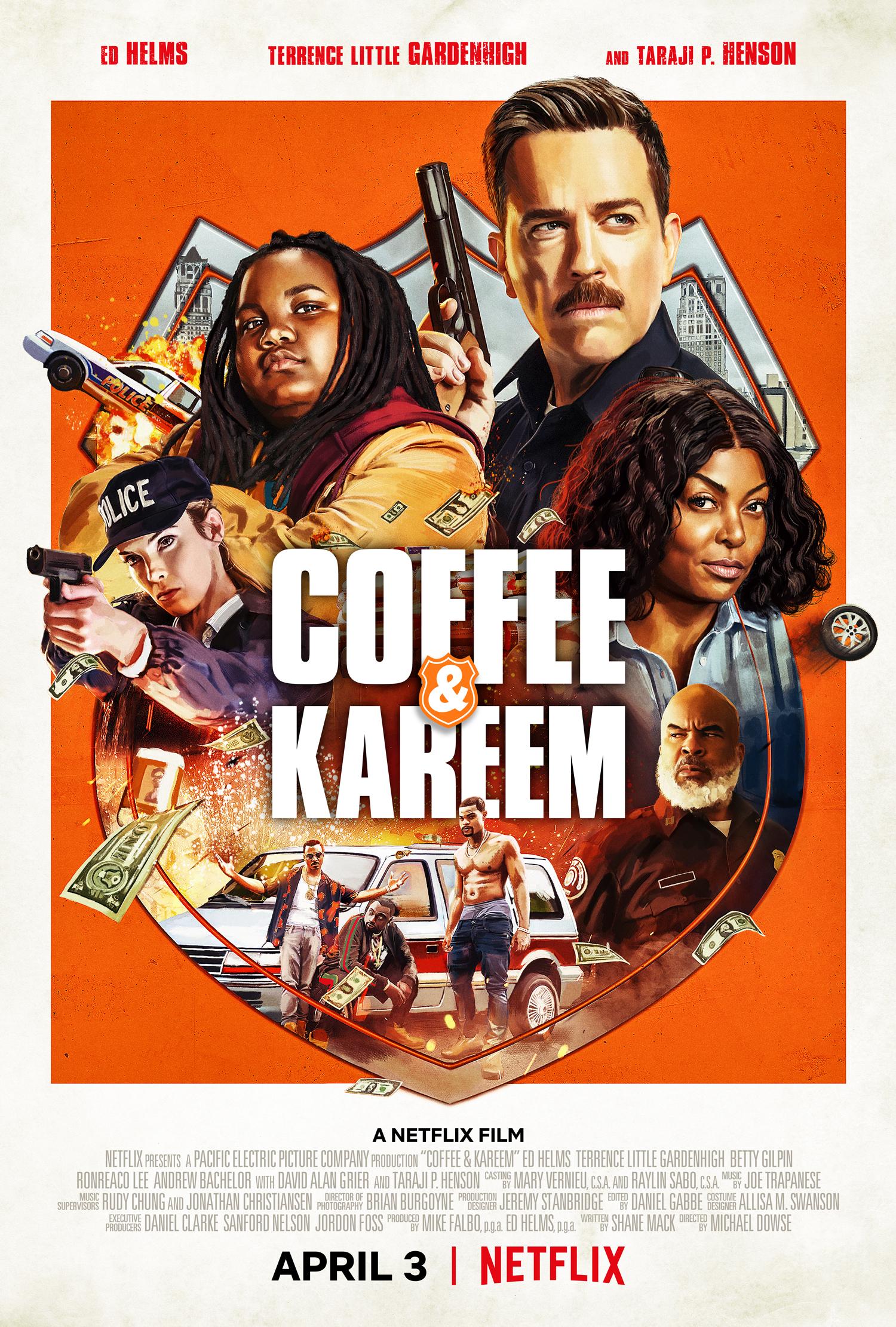Coffee & Kareem | 2020 | English | 1080p | 720p | WEB-DL