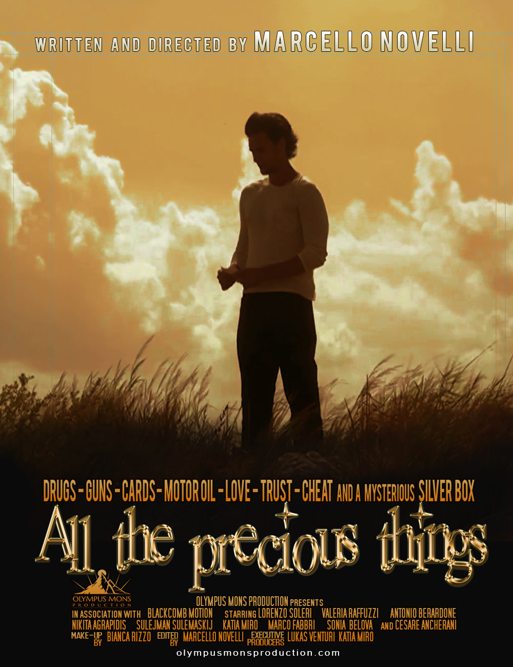 All the Precious Things