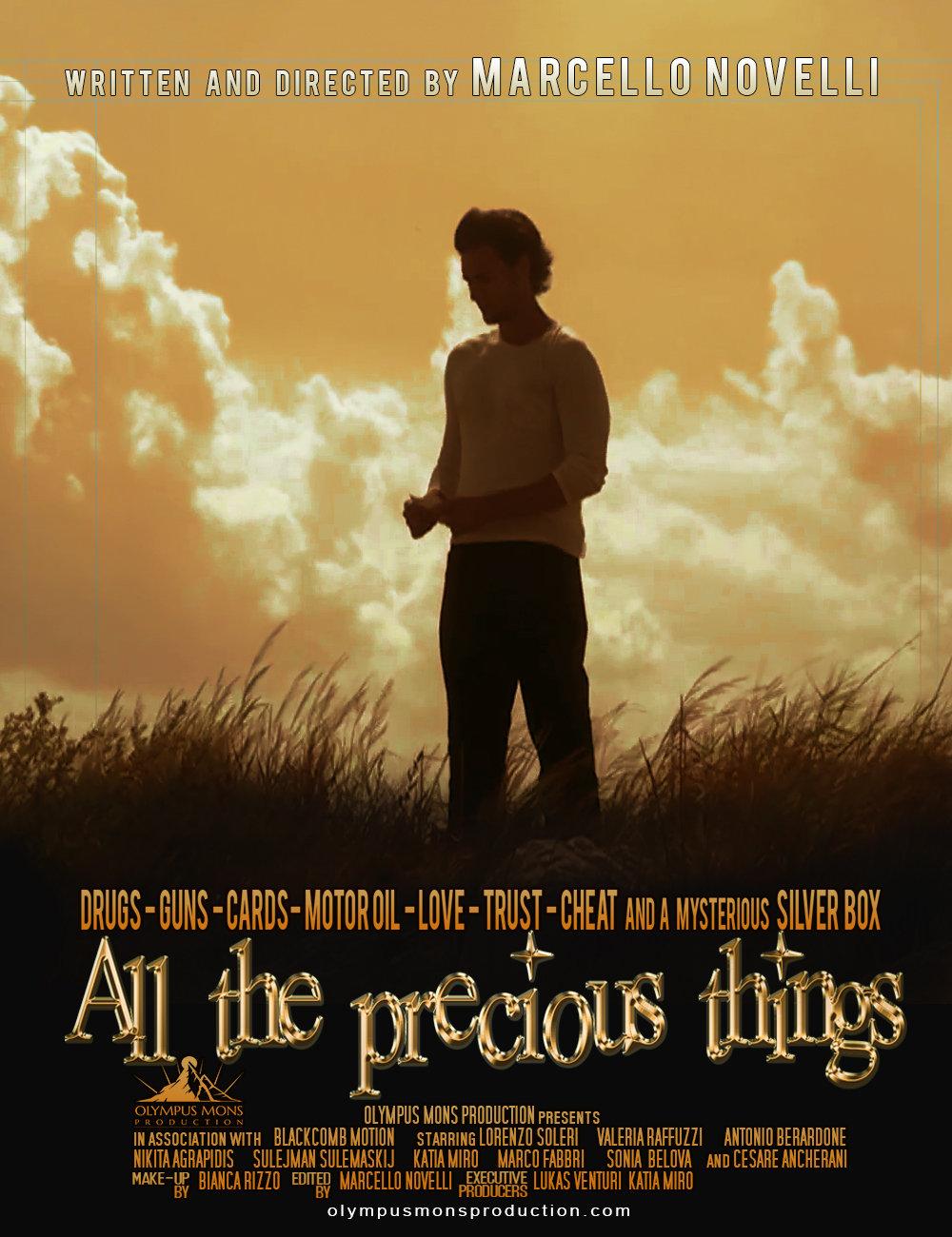 All the Precious Things