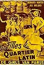 Girls of the Latin Quarter (1960) Poster