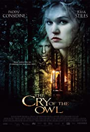 The Cry of the Owl Poster