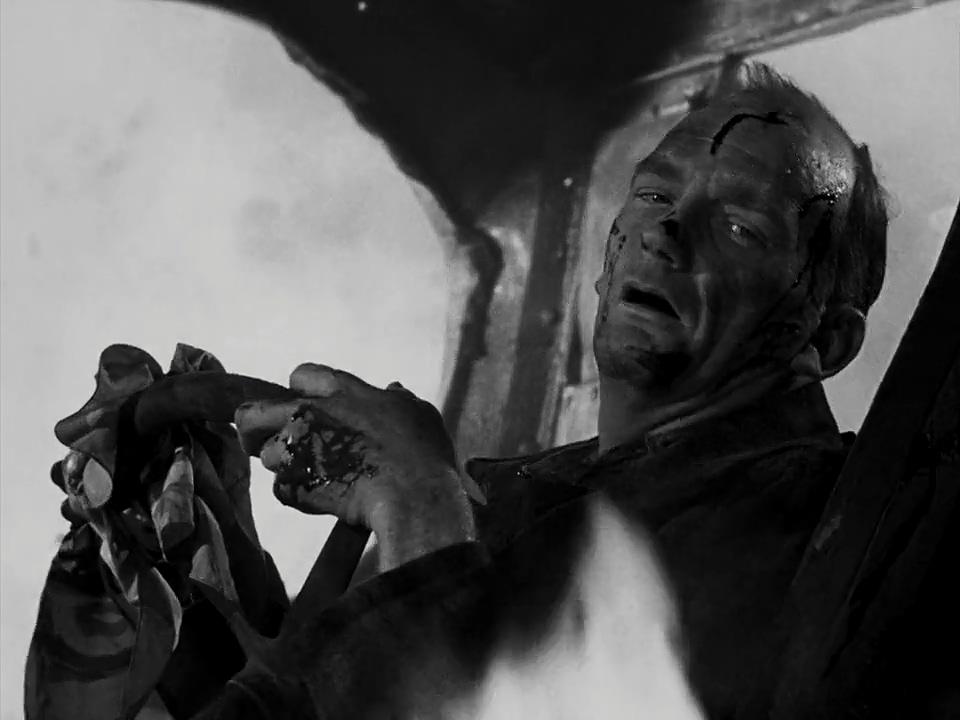 Millard Mitchell in Thieves' Highway (1949)