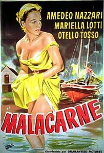 Heruntergeladene Filmqualität Malacarne by Pino Mercanti [480i] [4K] Italy