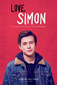 Nick Robinson in Love, Simon (2018)