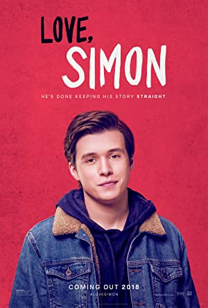 Love, Simon movie poster