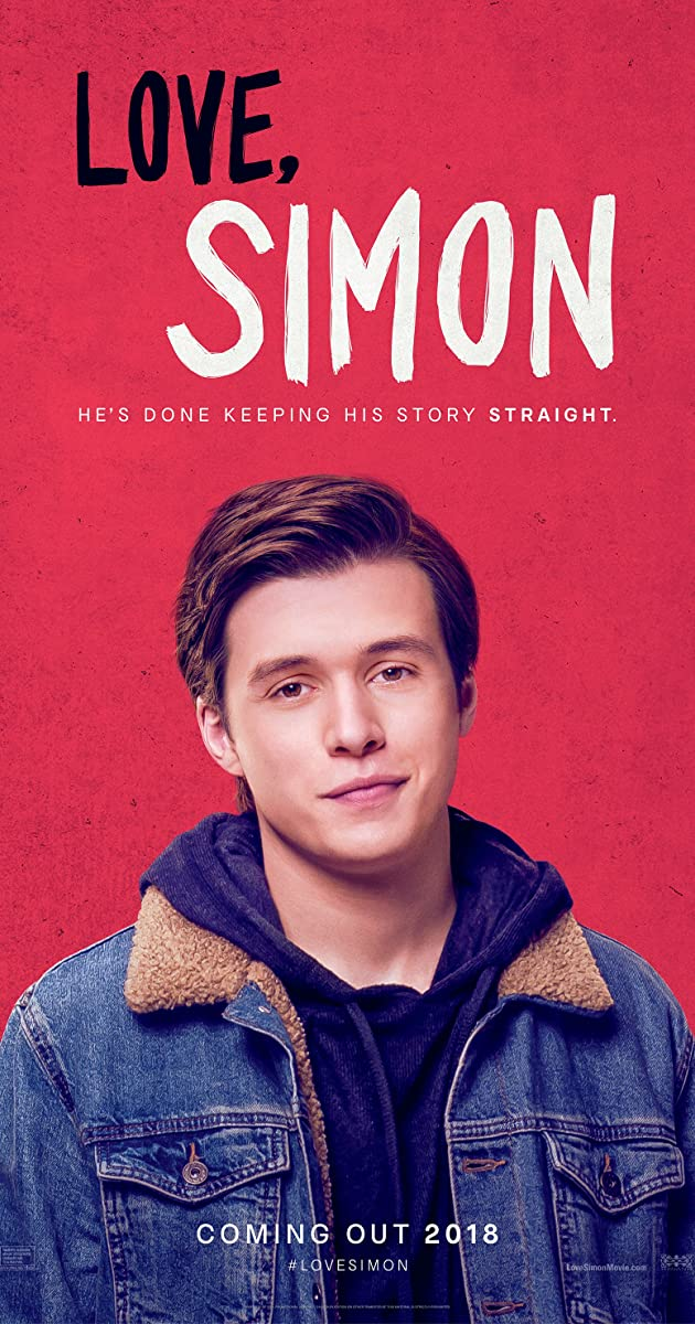 Watch Full HD Movie Love, Simon (2018)