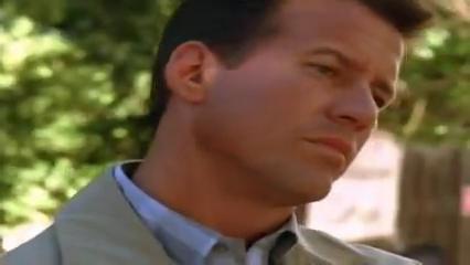 James Denton in Threat Matrix (2003)