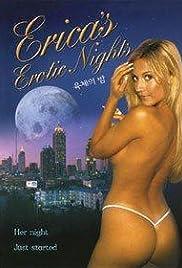 Erica's Erotic Nights Poster