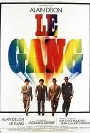Le gang(1977) Poster - Movie Forum, Cast, Reviews