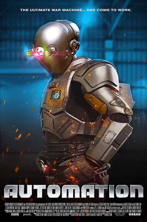 ROBOTAS ŽUDIKAS (2019) / Automation