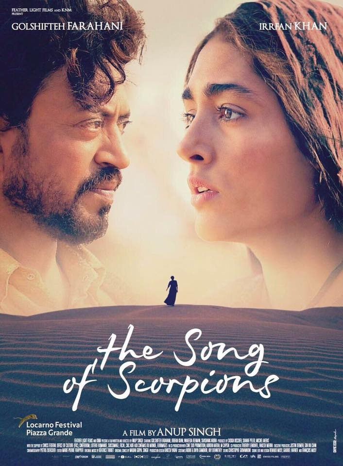 The Song of Scorpions (2017) Hindi Dubbed