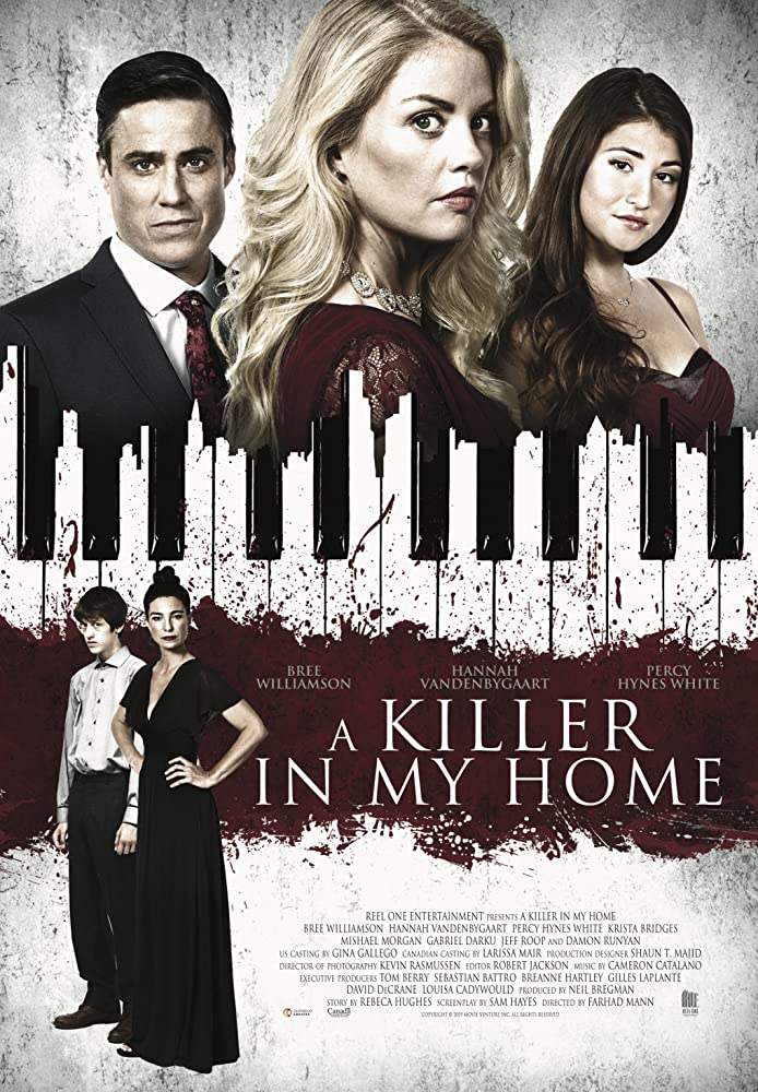 A Killer In My Home (2020) Dual Audio Hindi (Fun Dub) 300MB HDRip 480p Downlaod
