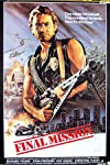 Final Mission (1984)