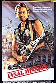 Final Mission(1984) Poster - Movie Forum, Cast, Reviews