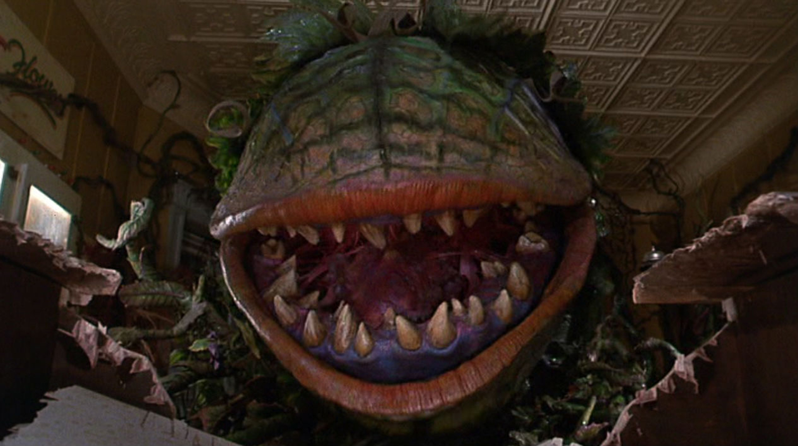 Levi Stubbs in Little Shop of Horrors (1986)