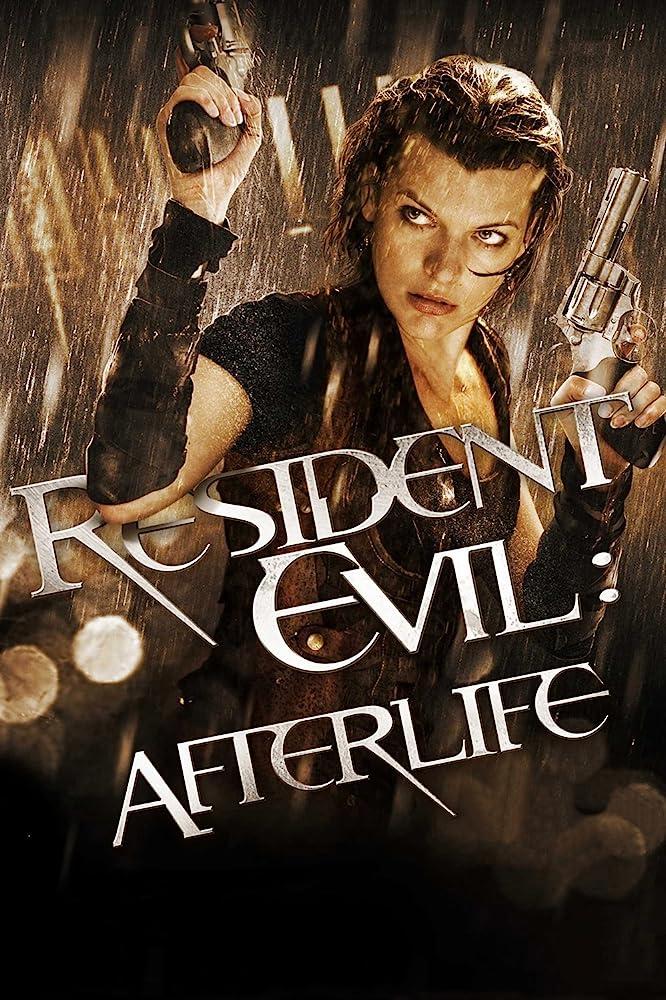Resident Evil: Afterlife مترجم