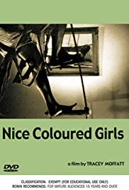 Nice Coloured Girls Poster