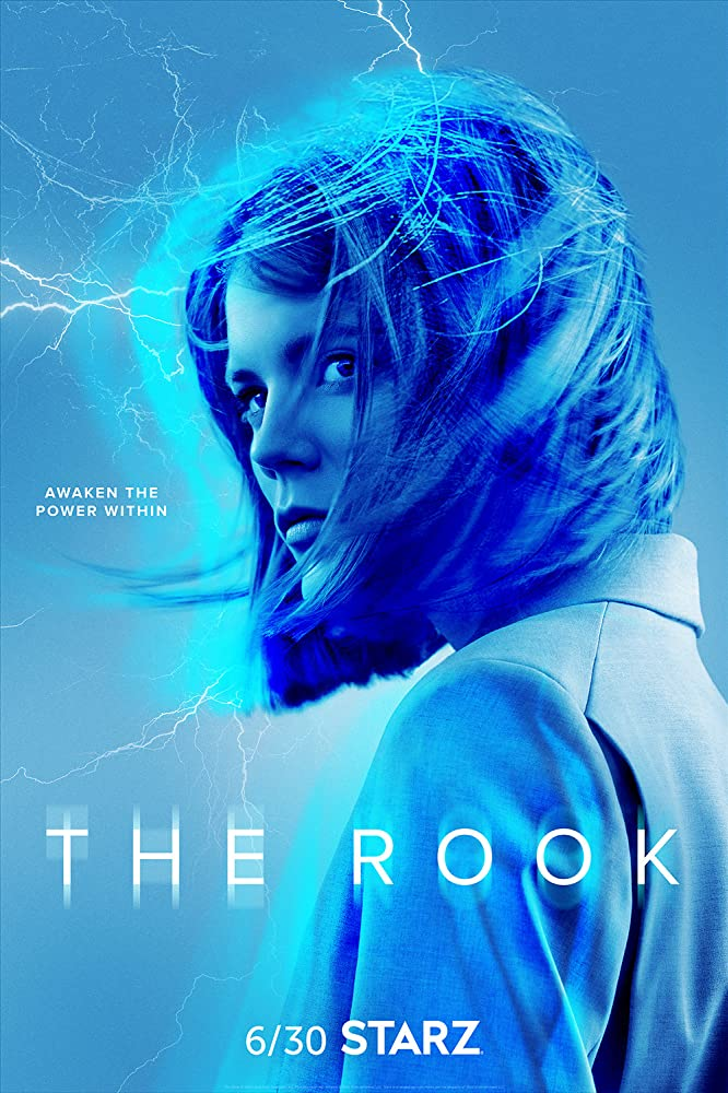 Emma Greenwell in The Rook (2019) Top tv series of june 2019