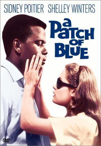 Sidney Poitier and Elizabeth Hartman in A Patch of Blue (1965)  Titles: A Patch of Blue People: Sidney Poitier, Elizabeth Hartman