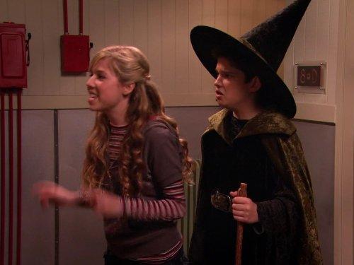 iCarly 1×07 – iGritar en Halloween