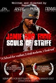 Jamie and Eddie: Souls of Strife Poster