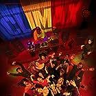 Mounia Nassangar, Tiphanie Au, Alexandre Moreau, Naab, Strauss Serpent, Vince Galliot Cumant, Sofia Boutella, Sarah Belala, Mamadou Bathily, Kiddy Smile, Romain Guillermic, Alou Sidibé, Adrien Sissoko, Souheila Yacoub, Taylor Kastle, Thea Carla Schott, Sharleen Temple, Lea Vlamos, Alaia Alsafir, Kendall Mugler, Lakdhar Dridi, Ashley Biscette, Claude-Emmanuelle Gajan-Maull, and Giselle Palmer in Climax (2018)