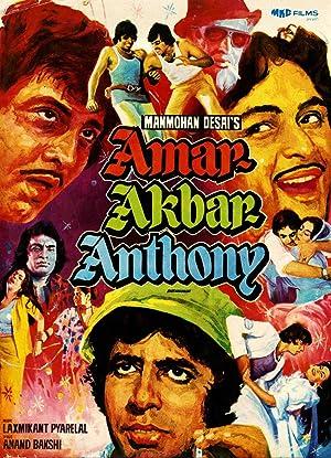 Amar, Akbar and Anthony movie, song and  lyrics