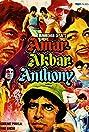Amar Akbar Anthony (1977) Poster