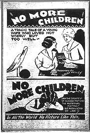 No More Children Poster