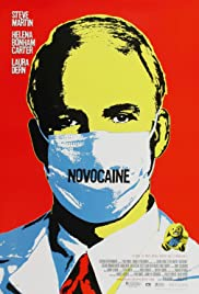Novocaine Poster