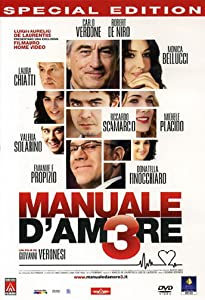 Youtube movie Manuale d'am3re Italy [480x272]