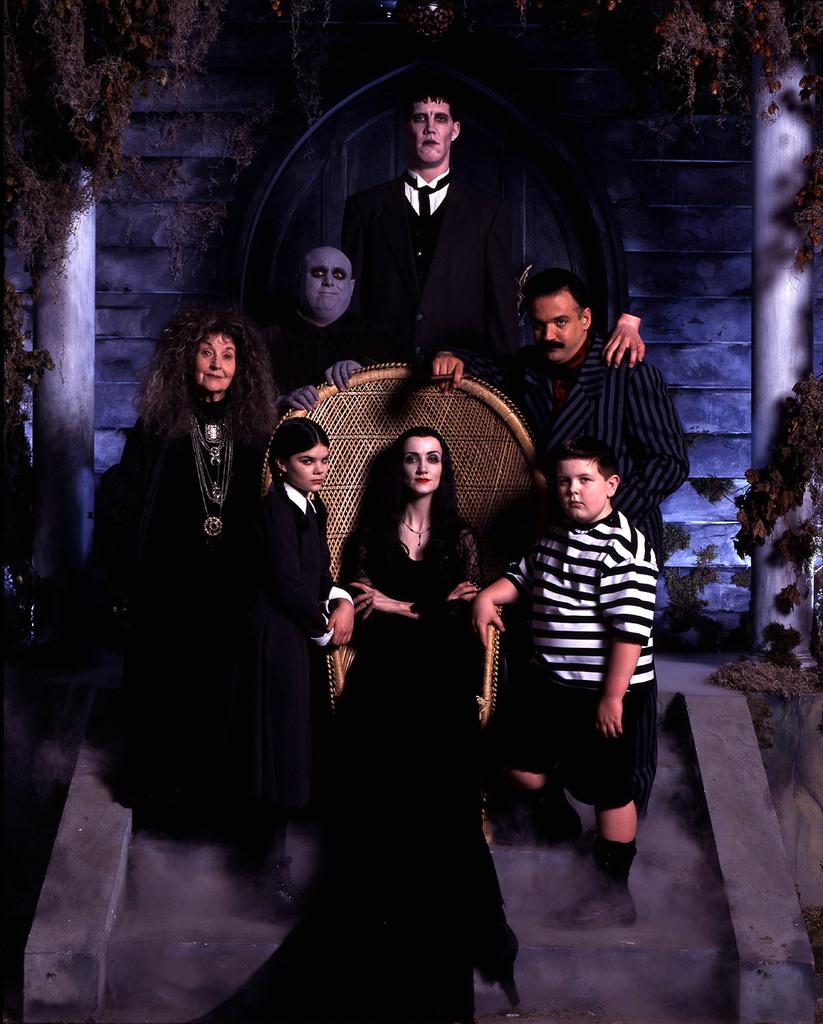 The New Addams Family Tv Series 1998 1999 Imdb