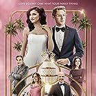 Rita Wilson, Shohreh Aghdashloo, Maz Jobrani, Houshang Touzie, Tara Grammy, and Chris O'Shea in A Simple Wedding (2018)
