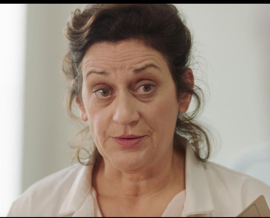 As Straight Talking Consultant in The Young Offenders