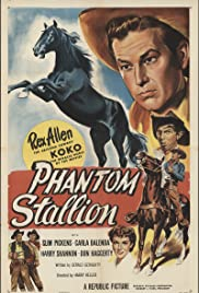 Phantom Stallion Poster