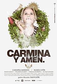 Carmina y Amén Poster