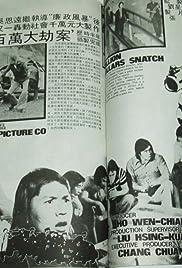 Kung-Fu Sting Poster