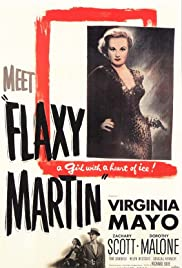 Flaxy Martin Poster